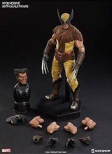 Wolverine Marvel Comics Sideshow 1/6 original