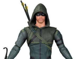 Arqueiro verde Arrow TV Series 3ª temporada DC Collectibles Original