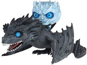 Night King on Dragon Game of Thrones Pop! Rides Funko Original