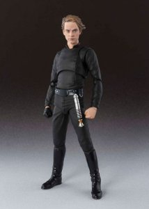 Luke Skywalker Star Wars Episódio VI S.H. Figuarts Bandai Original