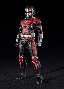 Homem Formiga Marvel Comics Homem Formiga e a Vespa S.H. Figuarts Bandai Original