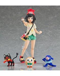 [EXCLUSIVO] Mizuki Pokemon Figma Good Smile Company Original