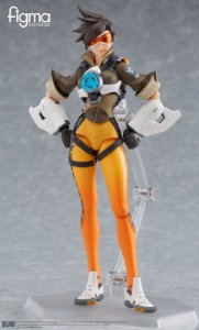 Tracer Overwatch Figma Good Smile Company original