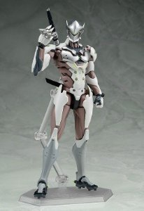 Genji Overwatch Figma Good Smile Company original