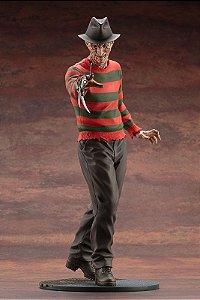 Freddy Krugger A hora do pesadelo 4: O mestre dos Sonhos ARTFX Kotobukiya original