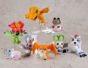 Data1 Digimon Adventure Digicolle! Megahouse original