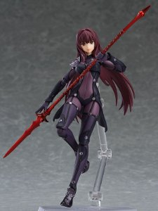 Scathach Lancer Fate/Grand Order Figma Max Factory Original