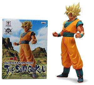 Goku Super Saiyajin Dragon Ball Z Master Stars Piece Banpresto Original