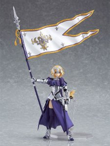 Jeanne d'Arc Ruler Fate/Grand Order Figma Max Factory Original