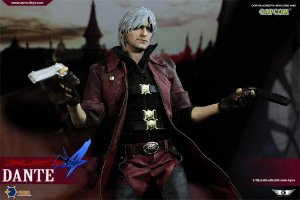 Dante Devil May Cry Escala 1/6 Asmus Toys Original