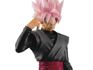 Goku Black Dragon Ball Super Resolution of Soldiers Grandista Banpresto Original