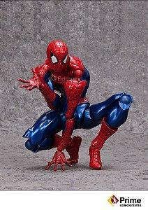 Homem Aranha Figure Complex Amazing Yamaguchi No.002 Revoltech Kaiyodo Original