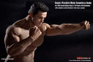 Corpo Masculino Super Flexivel M-35 TBLeague Original