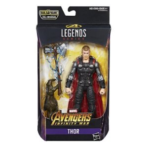 Thor Vingadores Guerra Infinita Marvel Legends Wave 2 Hasbro Original