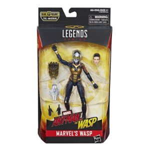Vespa Marvel Homem Formiga e a Vespa Marvel Legends Wave 2 Hasbro Original