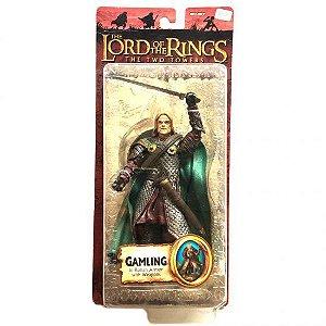 Gamling Senhor dos Aneis a sociedade do anel Toy Biz Original