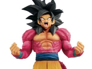 Goku Super Saiyan IV Dragon Ball GT Super Master Stars Piece The Brush Banpresto Original