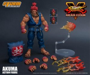 Akuma Street Fighter V edição Arcade Storm Collectibles Original
