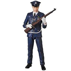 Coringa Versão Policial Batman O Cavaleiro das Trevas MAFEX No.062 Medicom Toy Original
