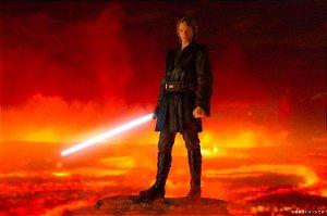 Anakin Skywalker Star Wars Episode 3 Vingança dos Sith S.H. Figuarts Bandai Original