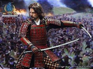 Nathan Algren O último Samurai Pangaea