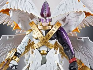 Holy Angemon Digimon Adventure Digivolving Spirits 07 Bandai Original