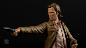 Sam Winchester Supernatural Mini Masters Quantum Mechanix Original