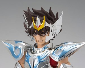 Seiya de Pegasus Cavaleiros do zodiaco Prologo do Céu Cloth Myth Bandai Original