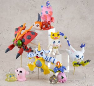Data2 Digimon Adventure Digicolle! Megahouse original