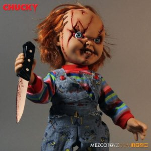 Chucky Childs Play Mezco Toys Original