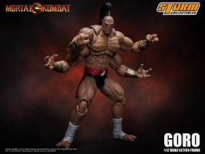 Goro Mortal kombat Storm Collectibles Original