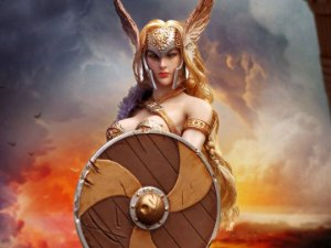 Skarah The Valkyrie Phicen TBLeague Original