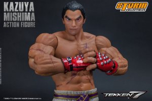 Kazuya Mishima Tekken 7 Storm Collectibles Original