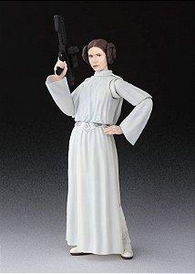Princesa Leia Organa Star Wars Uma nova esperança S.H. Figuarts Bandai Original