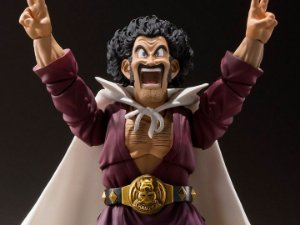 Mr. Satan Dragon Ball Z S.H. Figuarts Bandai Original