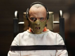 Hannibal Lecter O Silêncio dos Inocentes Versão Camisa de força Blitzway Original