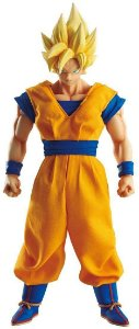 Son Goku Super Saiyan Dragon Ball Z Dimension of DRAGONBALL Megahouse Original