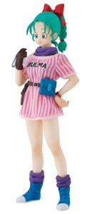 Bulma Dragon Ball Dimension of DRAGONBALL Megahouse Original