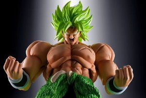 Broly Super Saiyajin Full Power Dragon Ball Super Broly S.H.Figuarts Bandai Original
