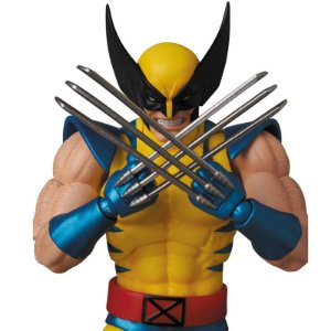 Wolverine X-Men Comic ver. MAFEX No.096 Medicom Toy Original