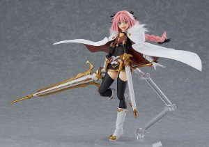 "Rider of ""Black"" Fate/Apocrypha Figma Max Factory Original"