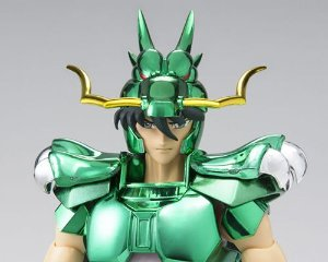 Shiryu de Dragão Revival Edition Cavaleiros do Zodiaco Saint Seiya Cloth Myth Bandai Original