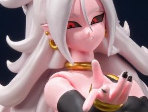 Android 21 Dragon Ball Fighter Z S.H. Figuarts Bandai Original