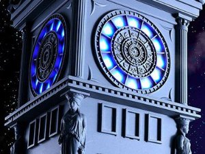 Fire Clock of the Sanctuary Cavaleiros do Zodiaco Saint Seiya Saint Cloth Myth EX Bandai Original