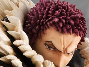 Charlotte Katakuri One Piece Portrait Of Pirates SA-MAXIMUM Megahouse Original