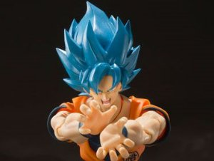 Goku Super Saiyajin God Super Saiyajin Dragon Ball Super Broly S.H. Figuarts Bandai Original