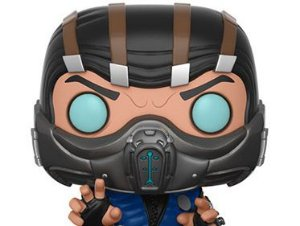 Sub-Zero Mortal Kombat X Pop! Games Funko Original