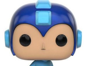 Mega Man Pop! Games Funko Original