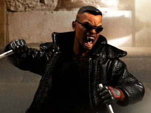 Blade Marvel Comics One:12 Collective Mezco Toyz original