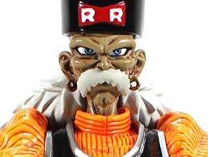 Android 20 Dragon Ball Z Scultures Banpresto original